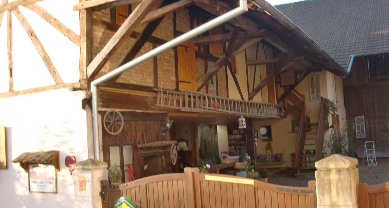 Chambre d'hôtes: chambres et table d'hôtes le belys à magstatt-le-bas (126909)