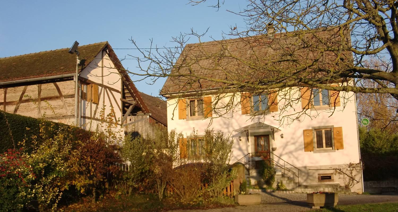 Chambre d'hôtes: chambres et table d'hôtes le belys à magstatt-le-bas (126910)