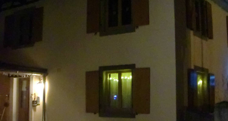 Chambre d'hôtes: chambres et table d'hôtes le belys à magstatt-le-bas (126911)