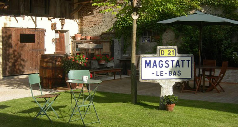 Chambre d'hôtes: chambres et table d'hôtes le belys à magstatt-le-bas (126915)