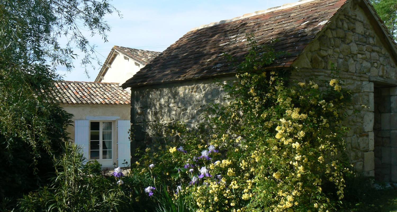 Gîte: domaine de geneviève de vignes in saint-martin-de-gurson (127175)