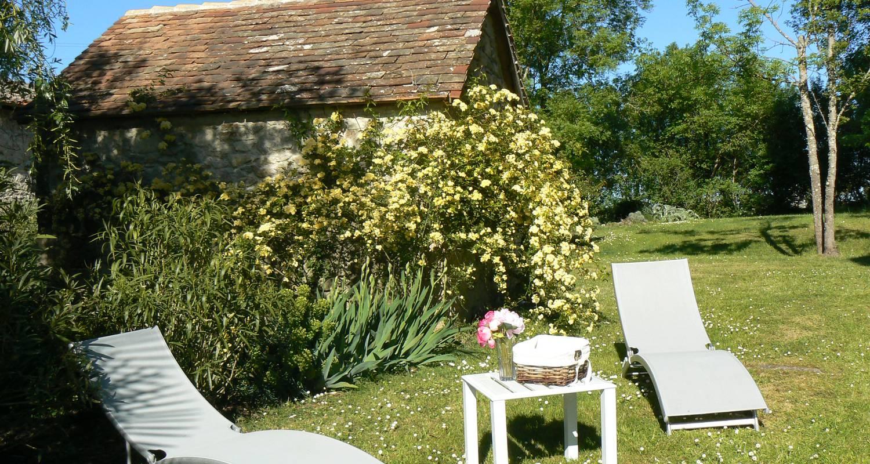 Gîte: domaine de geneviève de vignes in saint-martin-de-gurson (128136)
