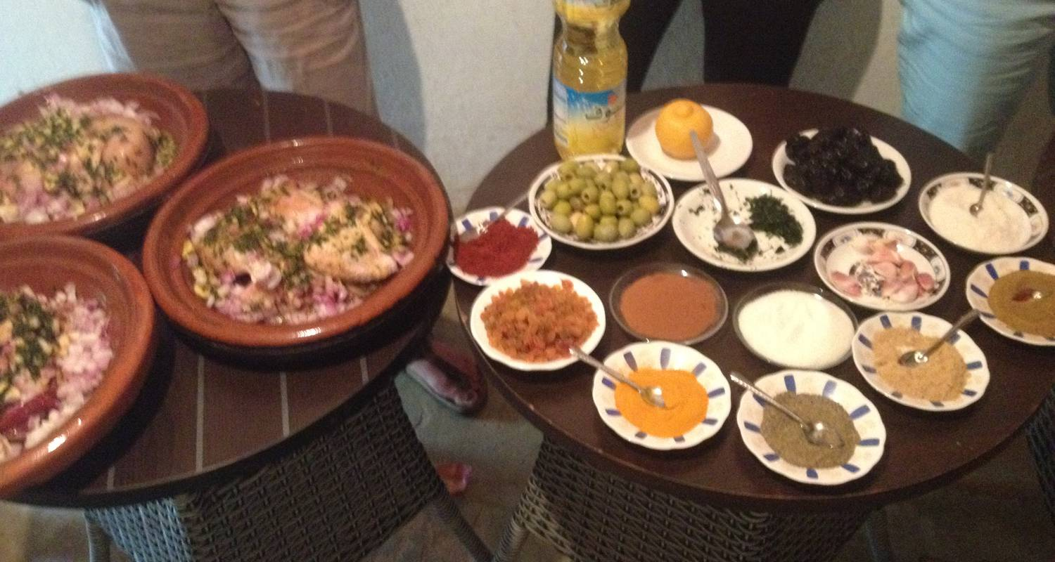 Activity: cooking class in a berber family home in ouirgane (126983)
