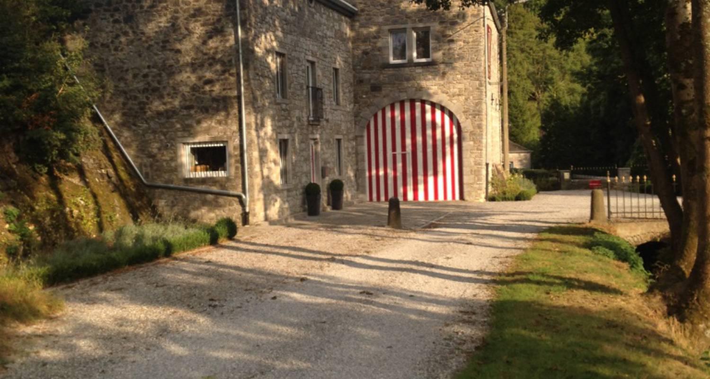 Hôtel: river lodge - hôtel insolite à anhée (127022)
