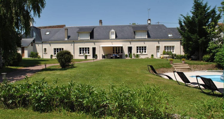 Chambre d'hôtes: chambres d hôtes saint hubert à saunay (127133)