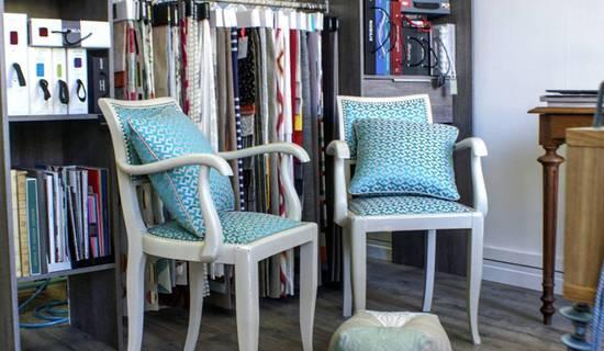 Cours de tapisserie en sièges