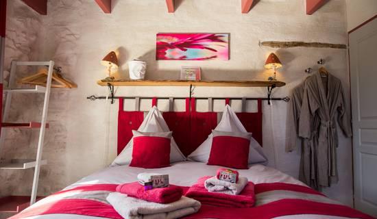 L'échappée trémoussante - chambres et table d'hôtes avec spa