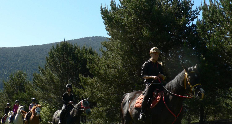 Activité: cheval'rando à matemale (127268)