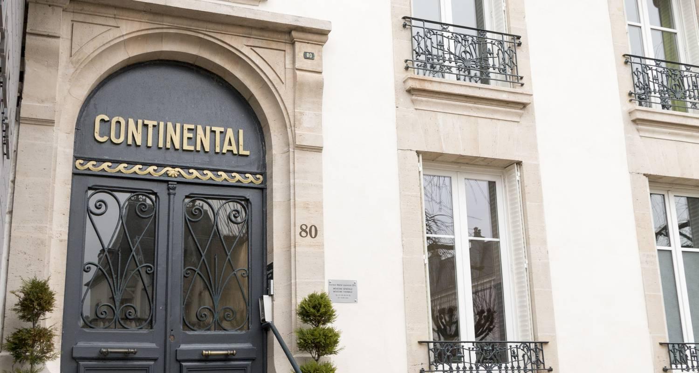 Hotel residence: le gérémoy in vittel (127269)