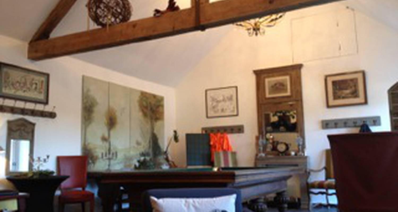 Chambre d'hôtes: domaine de vésigneux à paillart (127369)