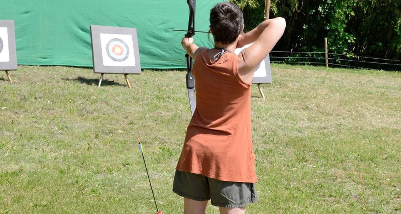 Activité: tir à l'arc à anduze (127383)