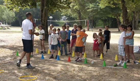 Actividades deportivas para ninos