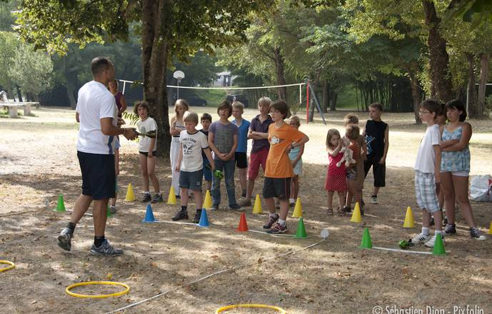 Animations sportives enfants