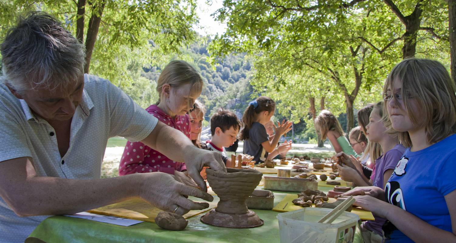 Activity: potery workshop in anduze (127386)