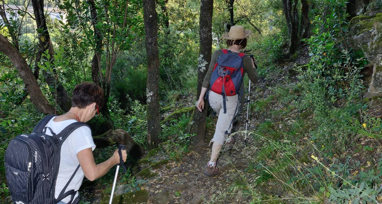 Activité: randonnées à anduze (127390)