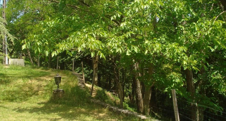 Habitación de huéspedes: chambre d'hôtes cerise  en saint-martin-d'août (127414)