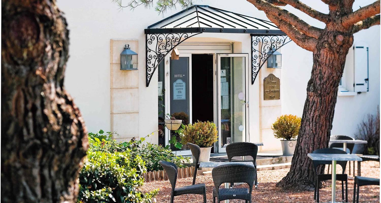 Hotel: hôtel des châteaux *** in azay-le-rideau (127482)
