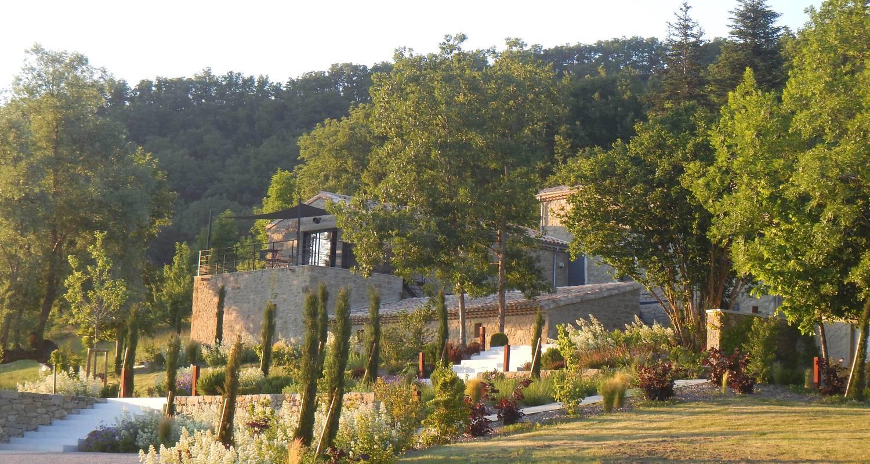 Chambre d'hôtes: la ferme du rastel, chambres d'hôtes  et gîte de charme à bourdeaux (127546)
