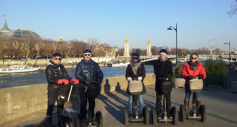Activity: segway tour in paris (127638)