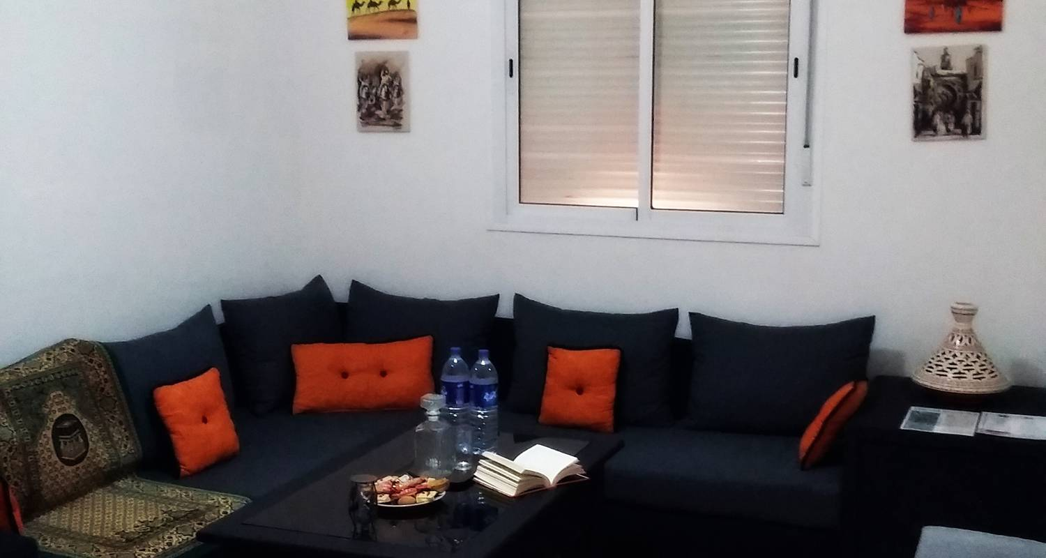 Hotel residence: appartement galaxie in ouarzazat (127725)