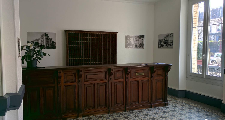 Residencia hotelera: le damona en vittel (127735)