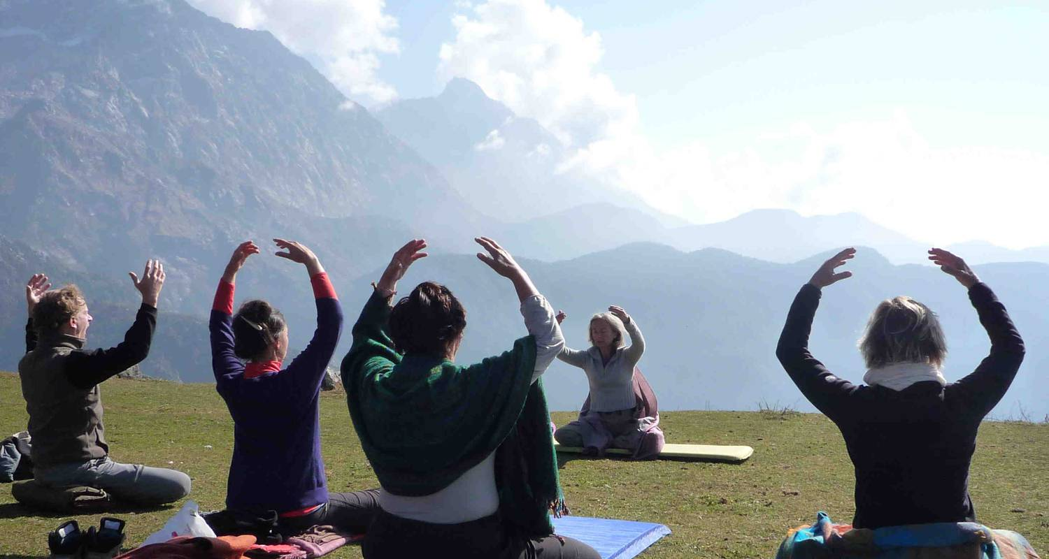 Activity: qi gong & hike in eurre (127751)