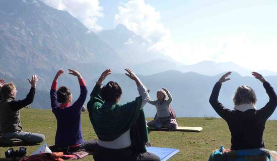 Qi Gong & Hike picture