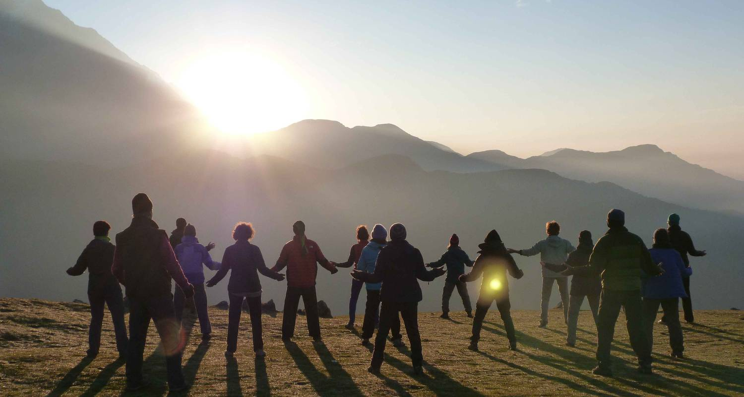 Activity: qi gong & hike in eurre (127753)