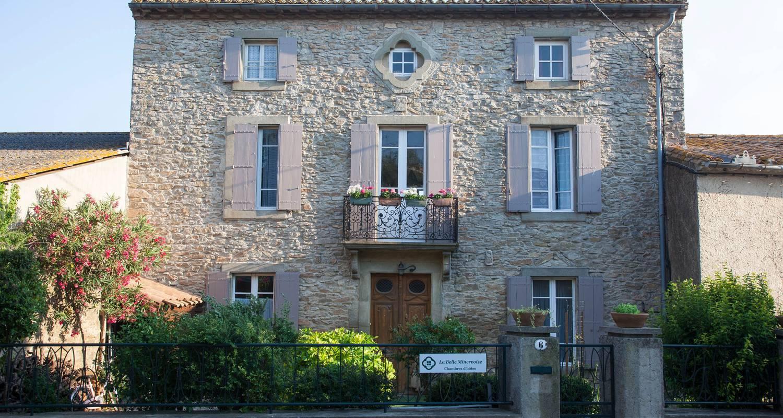 Chambre d'hôtes: la belle minervoise à saint-frichoux (129810)