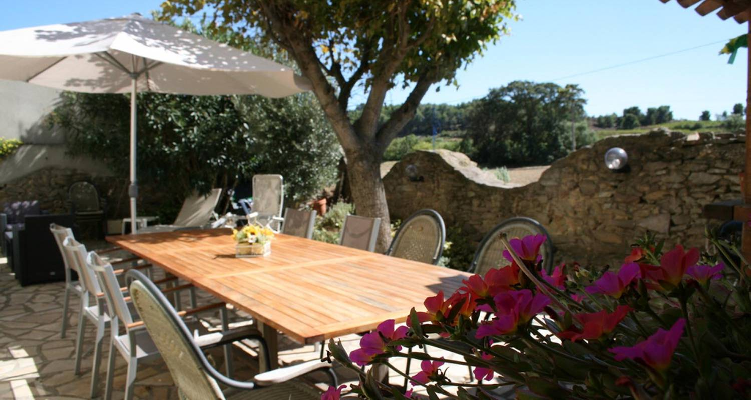 Bed & breakfast: la belle minervoise b&b in saint-frichoux (127825)