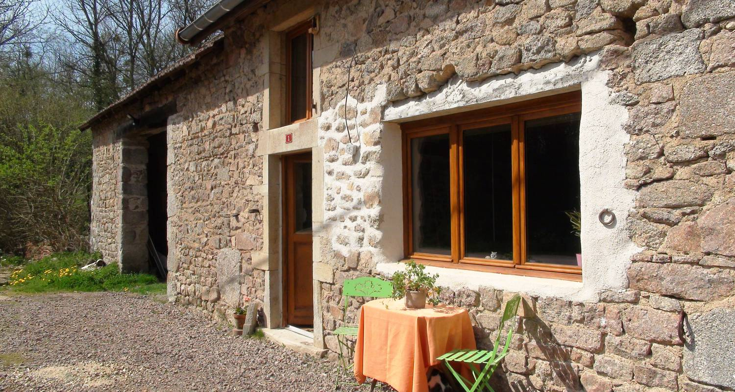 Furnished accommodation: the owl's barn at the mill in saint-martin-de-la-mer (127925)