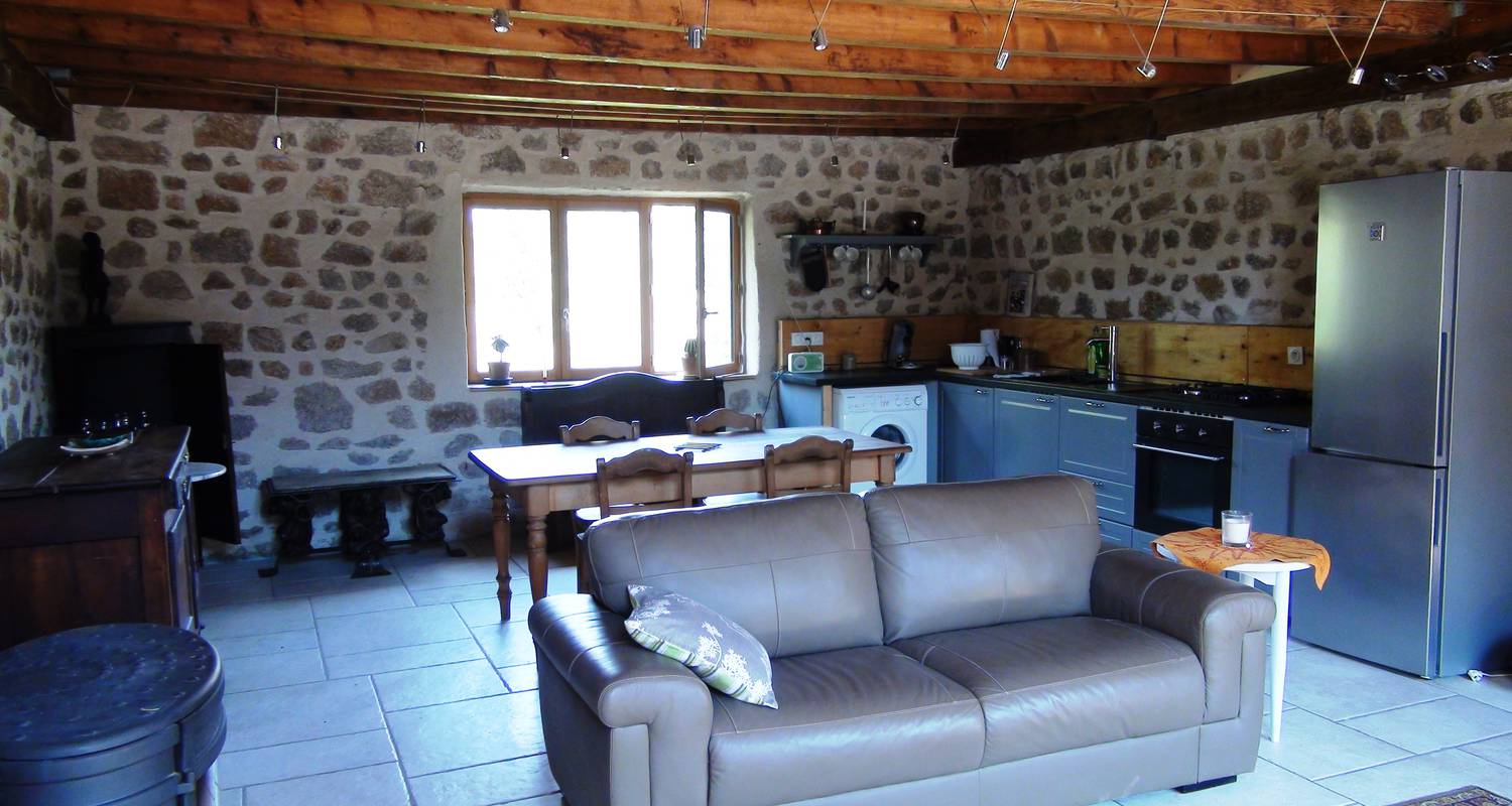 Furnished accommodation: the owl's barn at the mill in saint-martin-de-la-mer (127926)