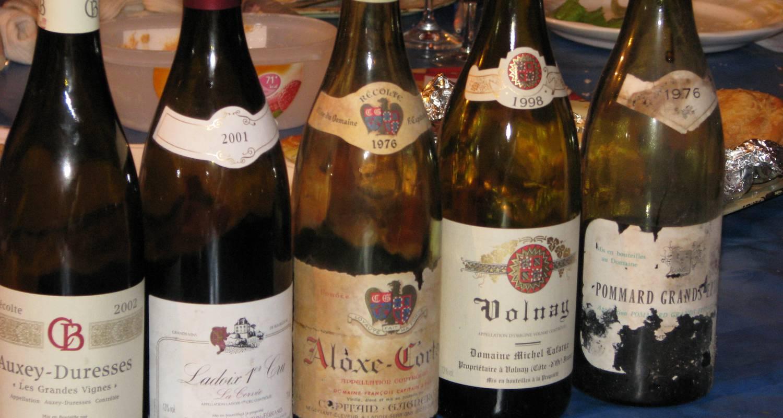 Activité: dégustations de vins à coulmier-le-sec (127942)