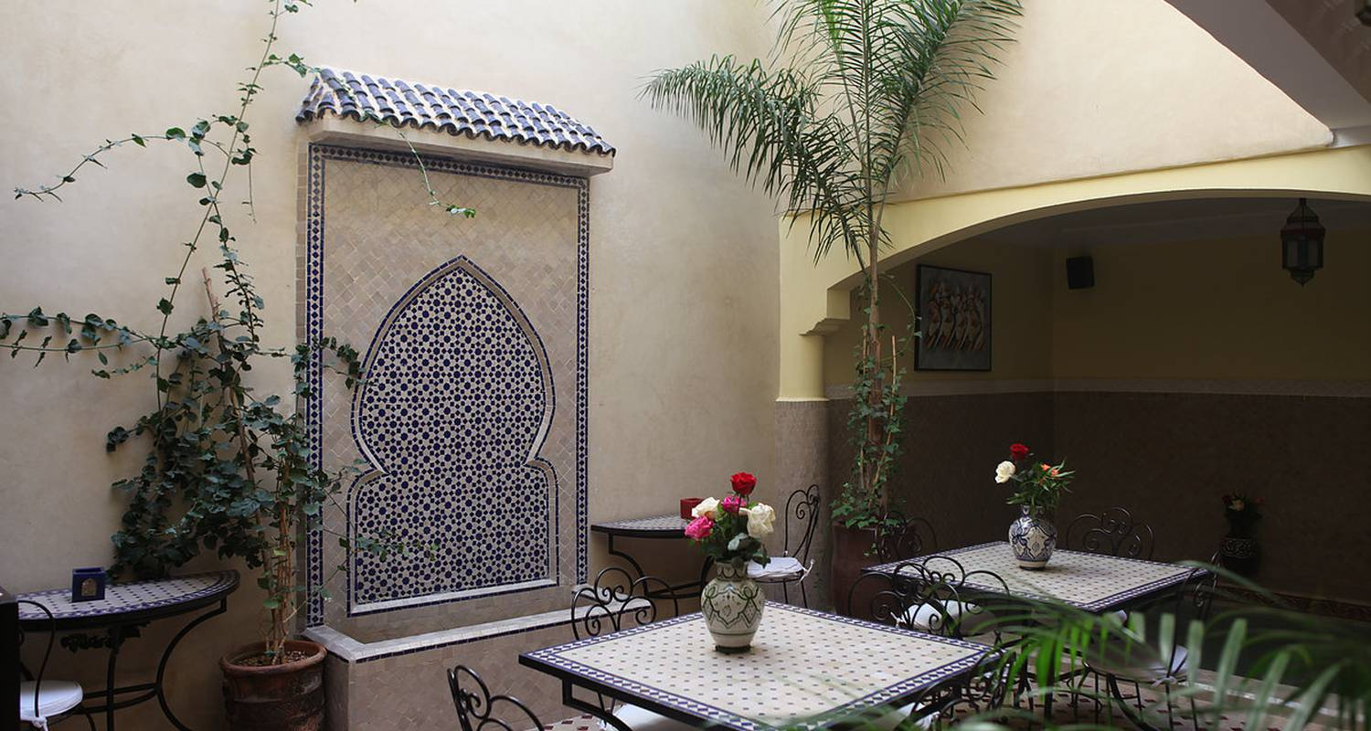 Riad: riad atlas toyours  in marrakesh (127947)