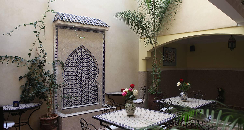 Riad: riad atlas toyours  à marrakesh (127947)