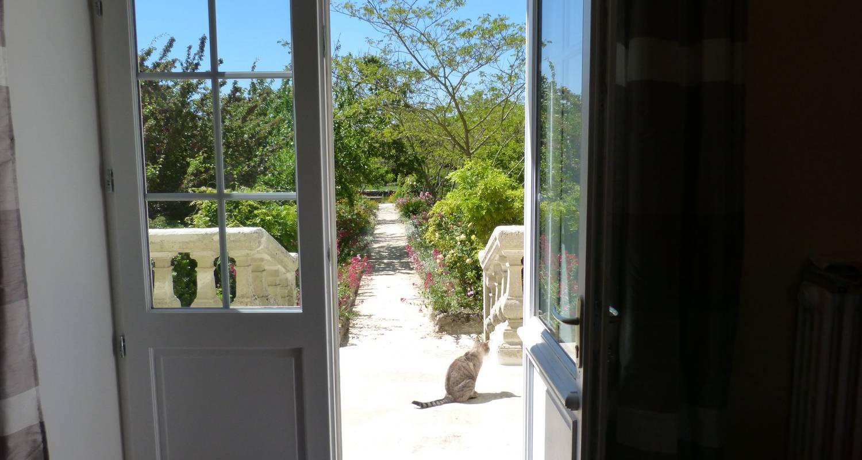 Chambre d'hôtes: domaine de l'estuaire à saint-thomas-de-conac (128032)