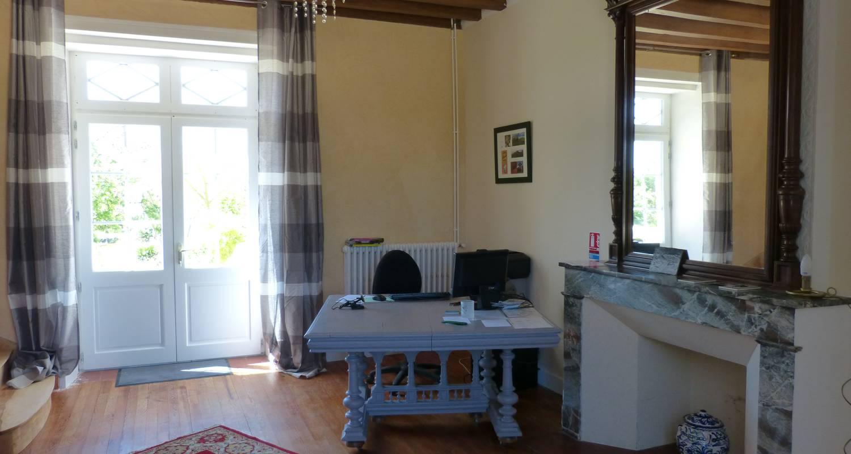 Chambre d'hôtes: domaine de l'estuaire à saint-thomas-de-conac (128033)