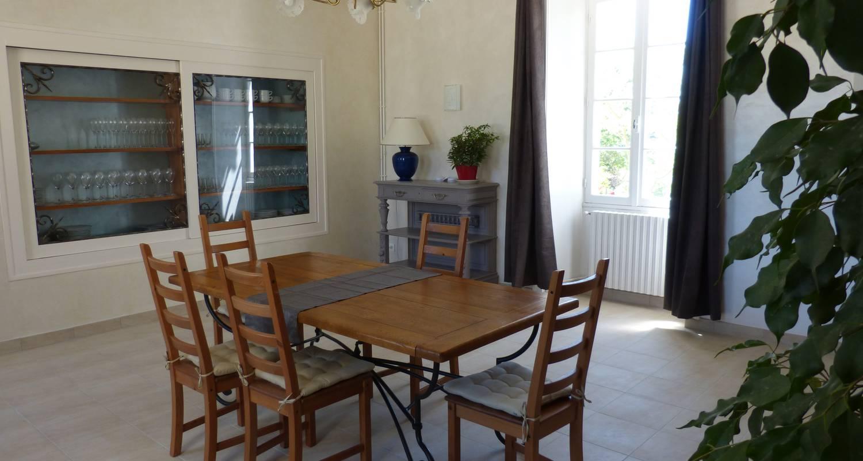 Chambre d'hôtes: domaine de l'estuaire à saint-thomas-de-conac (128035)