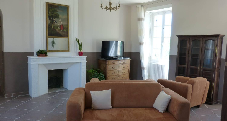Chambre d'hôtes: domaine de l'estuaire à saint-thomas-de-conac (128034)