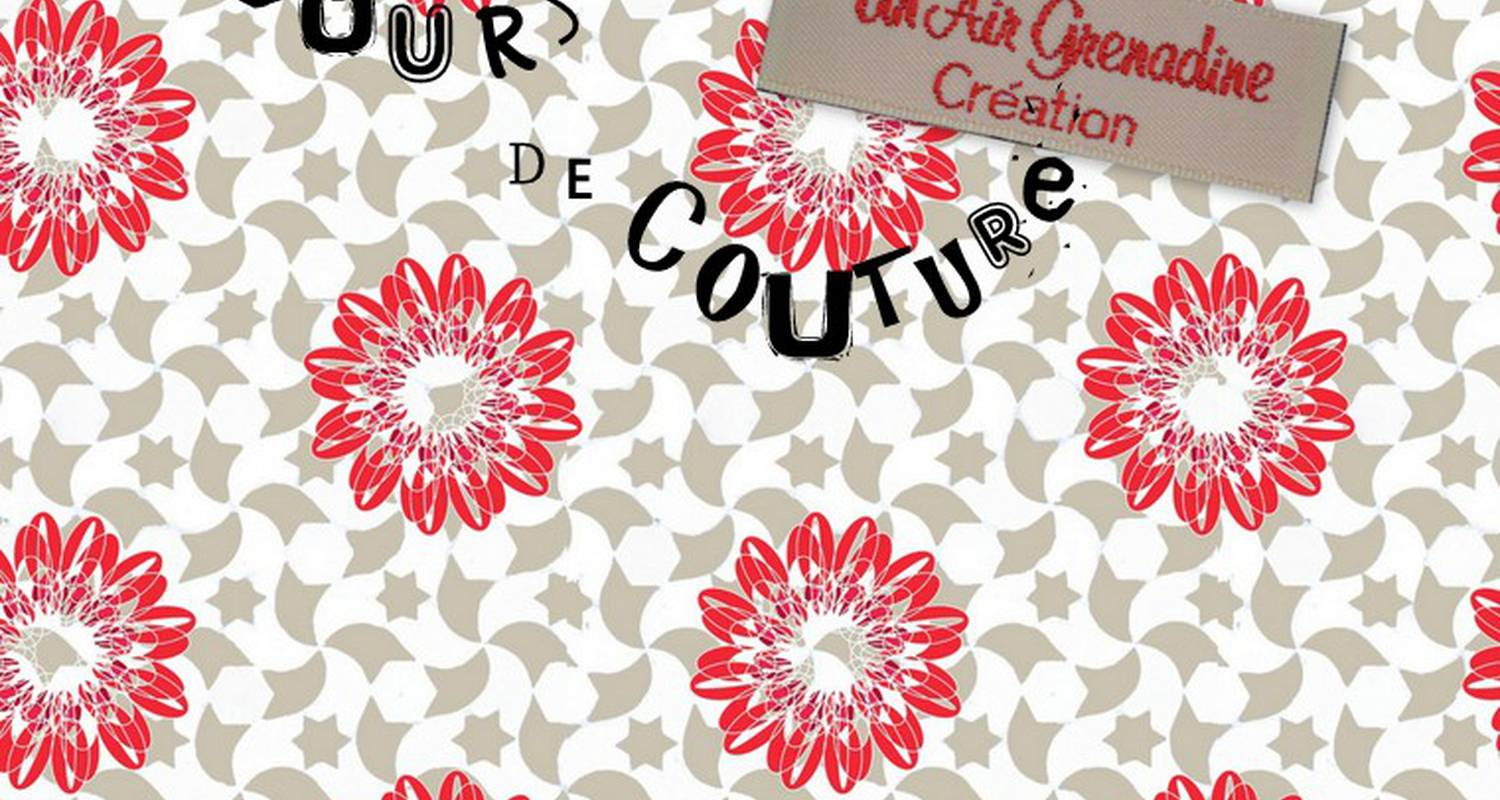 Activity: cours de couture adulte in saint-gervais-sur-roubion (127963)
