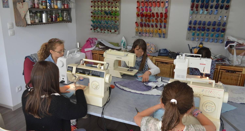 Activity: atelier couture enfants et ados in saint-gervais-sur-roubion (127966)