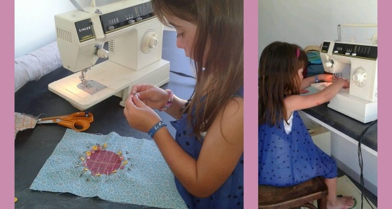 Activity: atelier couture enfants et ados in saint-gervais-sur-roubion (127967)