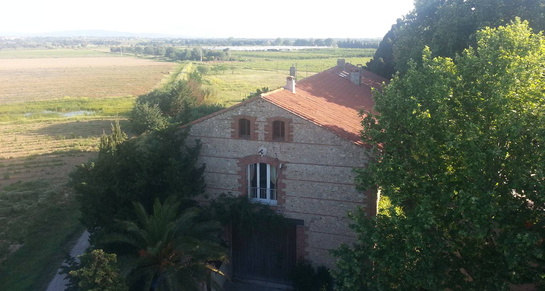 Habitación de huéspedes: mas bazan en saint-nazaire (128000)