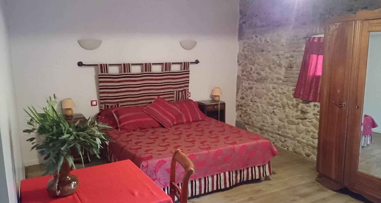 Habitación de huéspedes: mas bazan en saint-nazaire (128002)
