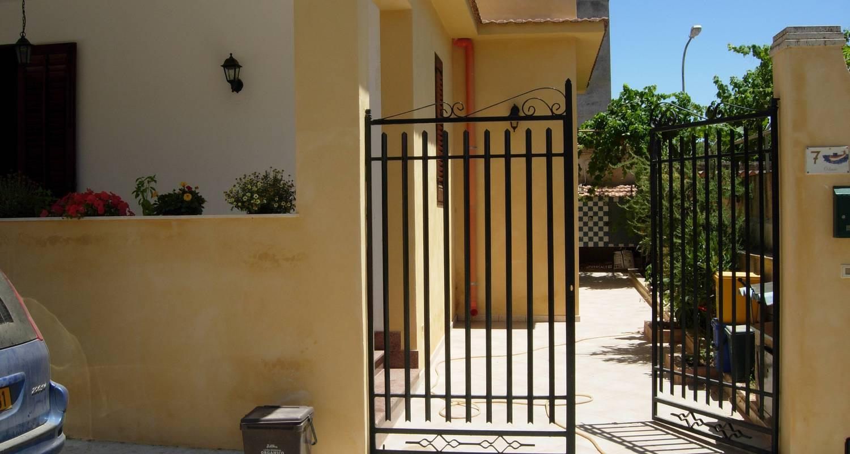 Casa rurale: maison simple et tranquille au bord de la mer en castelvetrano (128008)