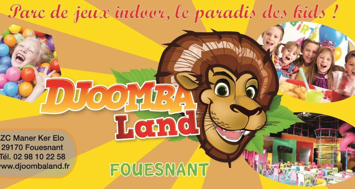 Activity: parc de jeux djoomba land in fouesnant (128100)