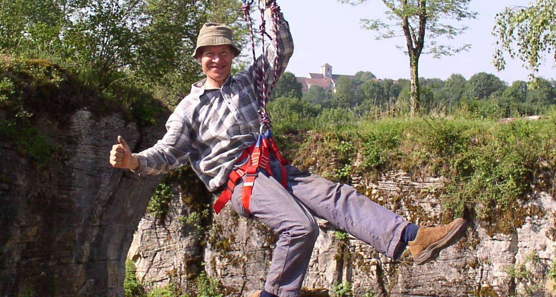 Activité: acroroche aventure à saint-maur (128154)