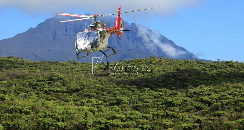 Activité: hélicoptère à saint-gilles-les bains (128155)