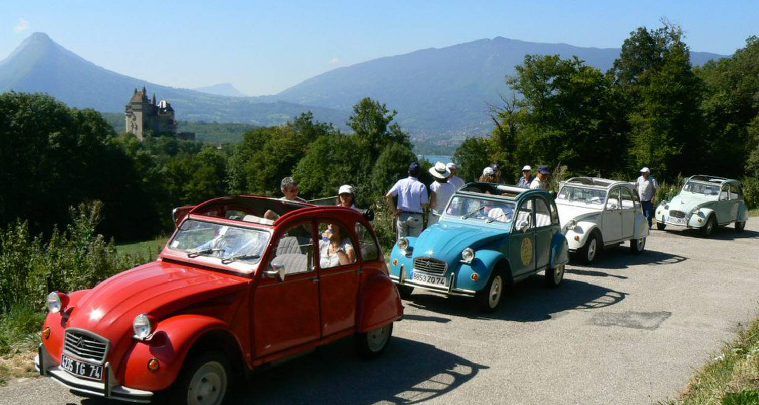 "Activity: ""citroën 2cv tours"" in annecy (128194)"