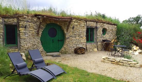 Gîte La maison Hobbit